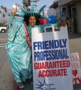 A Liberty Tax Service Waver