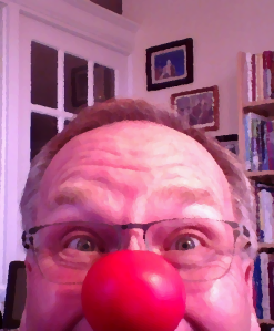 Hey! It's Red Nose Day! Where's Yours?