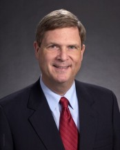 Tom Vilsack, U.S. Secretary of Agriculture, Mt. Pleasant, Iowa