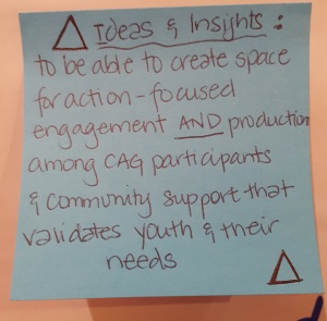 Ideas & Insights from Denver CM Training