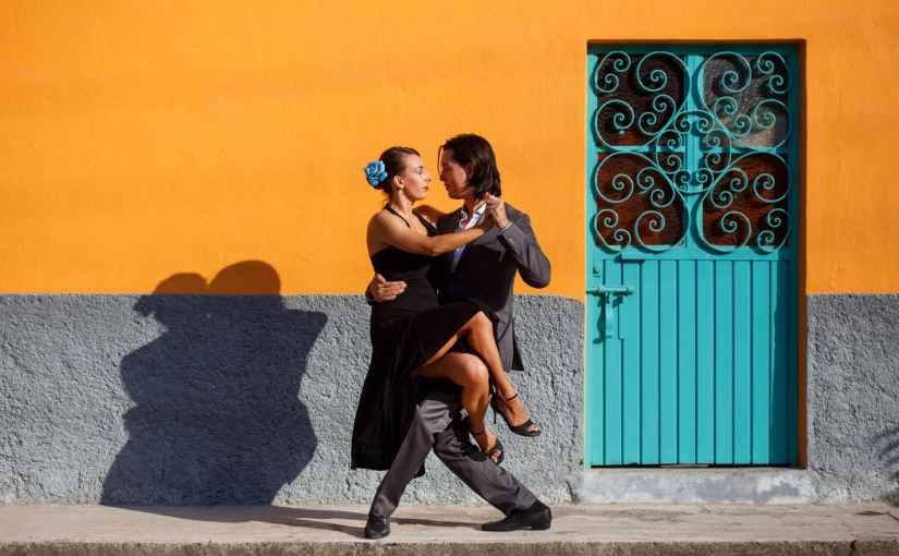 Tango, Teamwork, andSpanish!